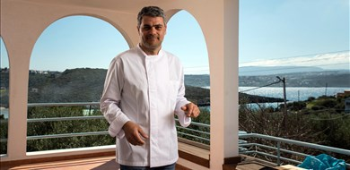 Chef Christos - Villas with Pools in Crete, Corfu & Paros | Handpicked by Alargo