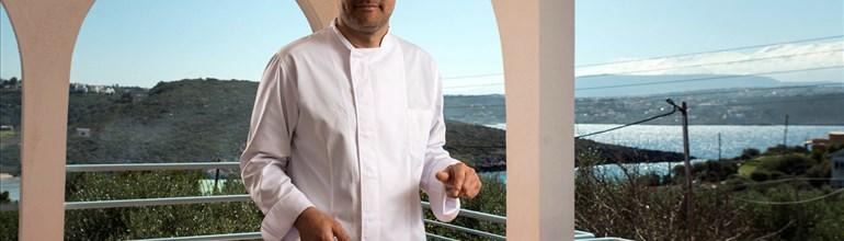 New Years Eve Exclusive Menu, Chef Christos - Villas with Pools in Crete, Corfu & Paros   Handpicked by Alargo