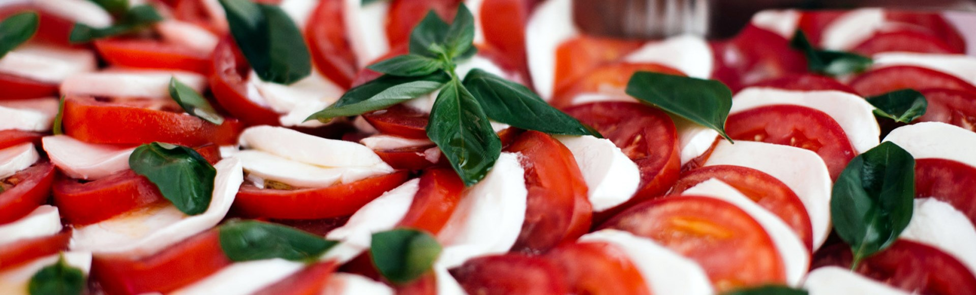 caprese-salad - Private Chef Service For Your Villa Holidays In Santorini, Cyclades, Greece