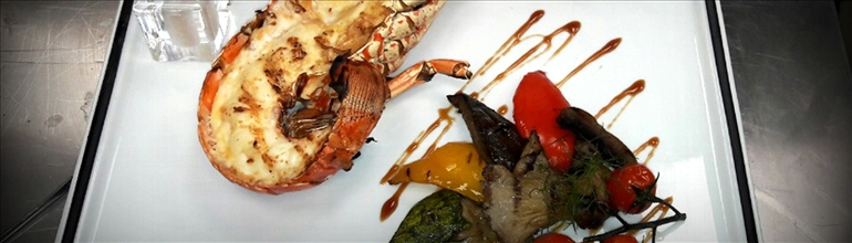 Sea Food Menu, Chef Nikos - Villas with Pools in Crete, Corfu & Paros | Handpicked by Alargo