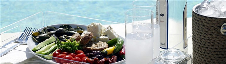 Ouzo Menu, Chef Christos - Villas with Pools in Crete, Corfu & Paros | Handpicked by Alargo