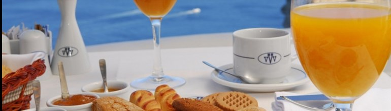 Βreakfast, Chef Giorgos - Villas with Pools in Crete, Corfu & Paros | Handpicked by Alargo