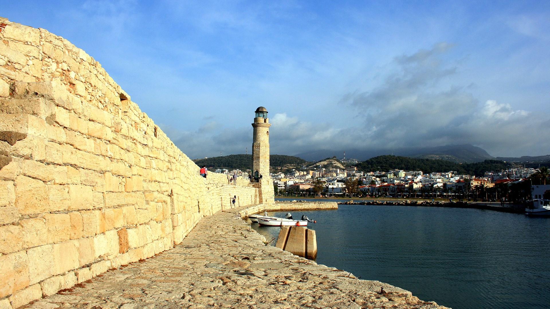 Rethymno Old Town   30 April 2016    Alargo