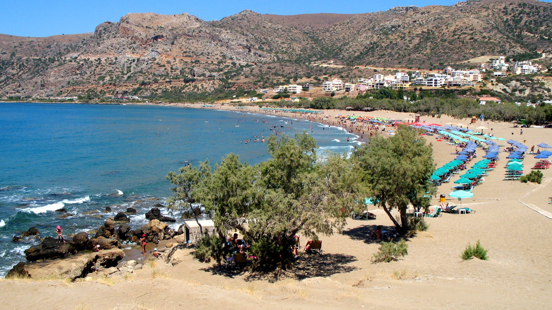 Pahia Ammos Beach, Paleochora-South Crete | 05 Aug 2016 | Alargo