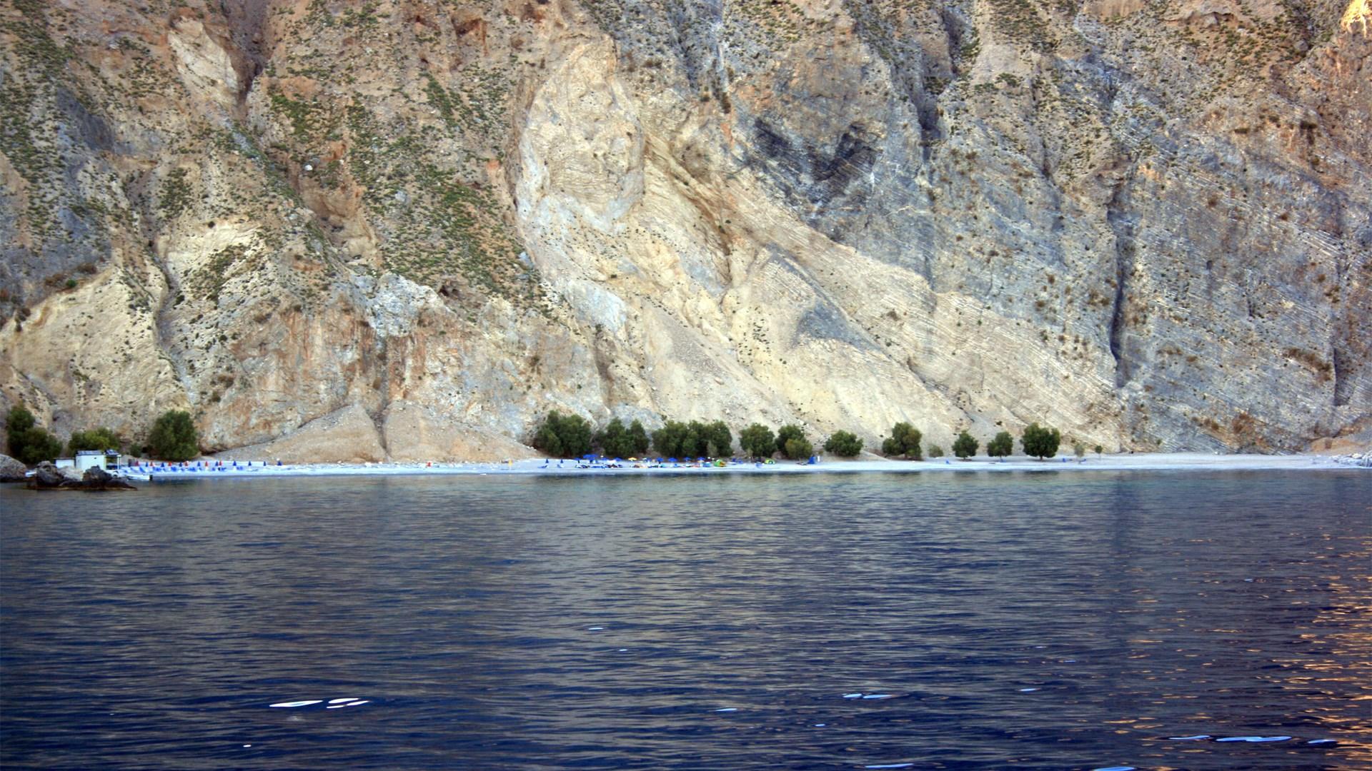 Glika Nera Beach, Sfakia-Crete | 10 Jul 2016  | Alargo