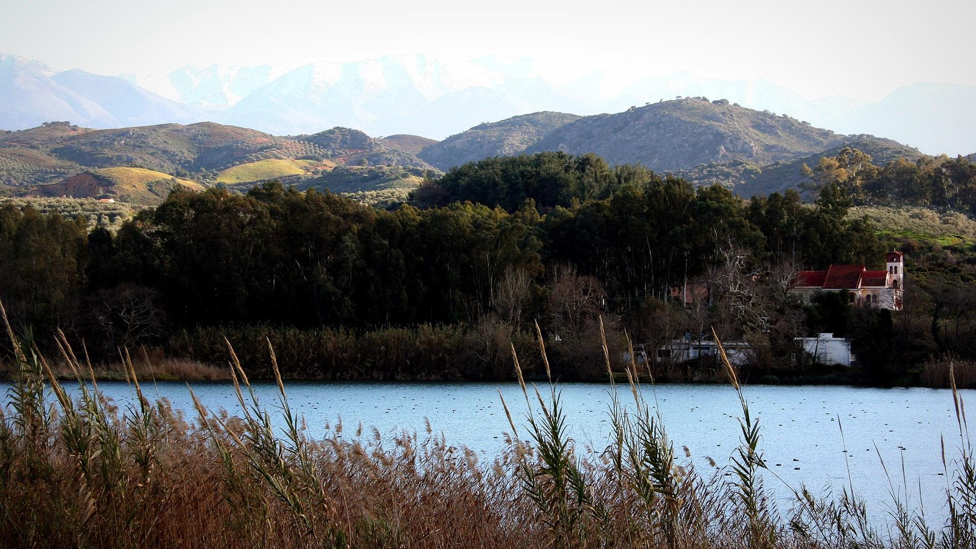 Lake Agias, Chania-Crete | 13 Nov 2016 | Alargo