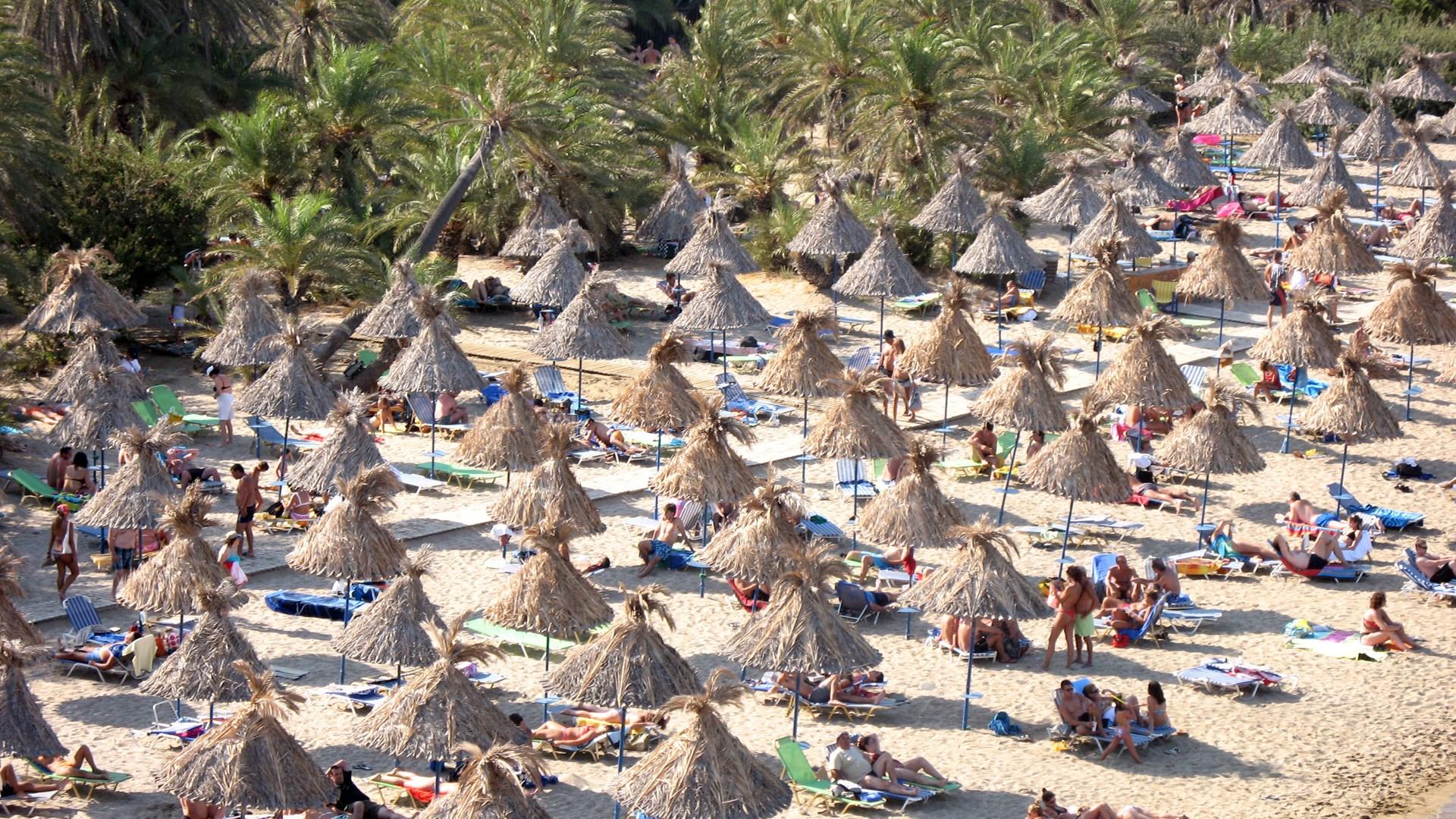 Vai Beach, Ag. Nikolaos - Crete | 06 Aug 2014  | Alargo