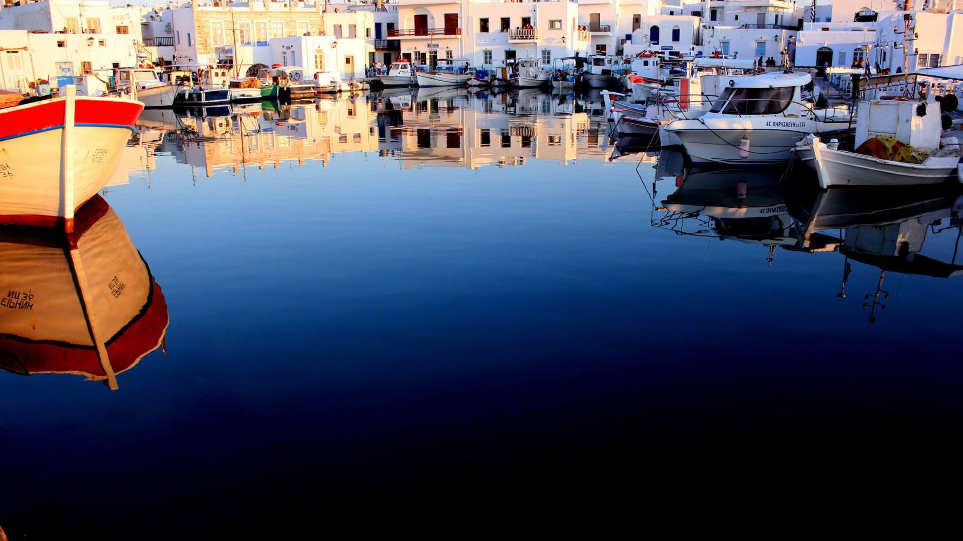 Naoussa, Paros - Cyclades Islands | 21 Aug 2014  | Alargo