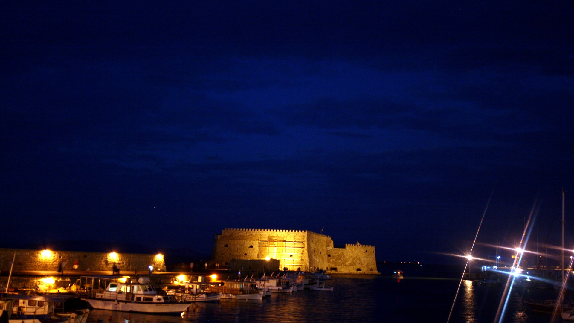The Sea Fortress of Heraklion, Crete | 08 Sep 2014 | Alargo