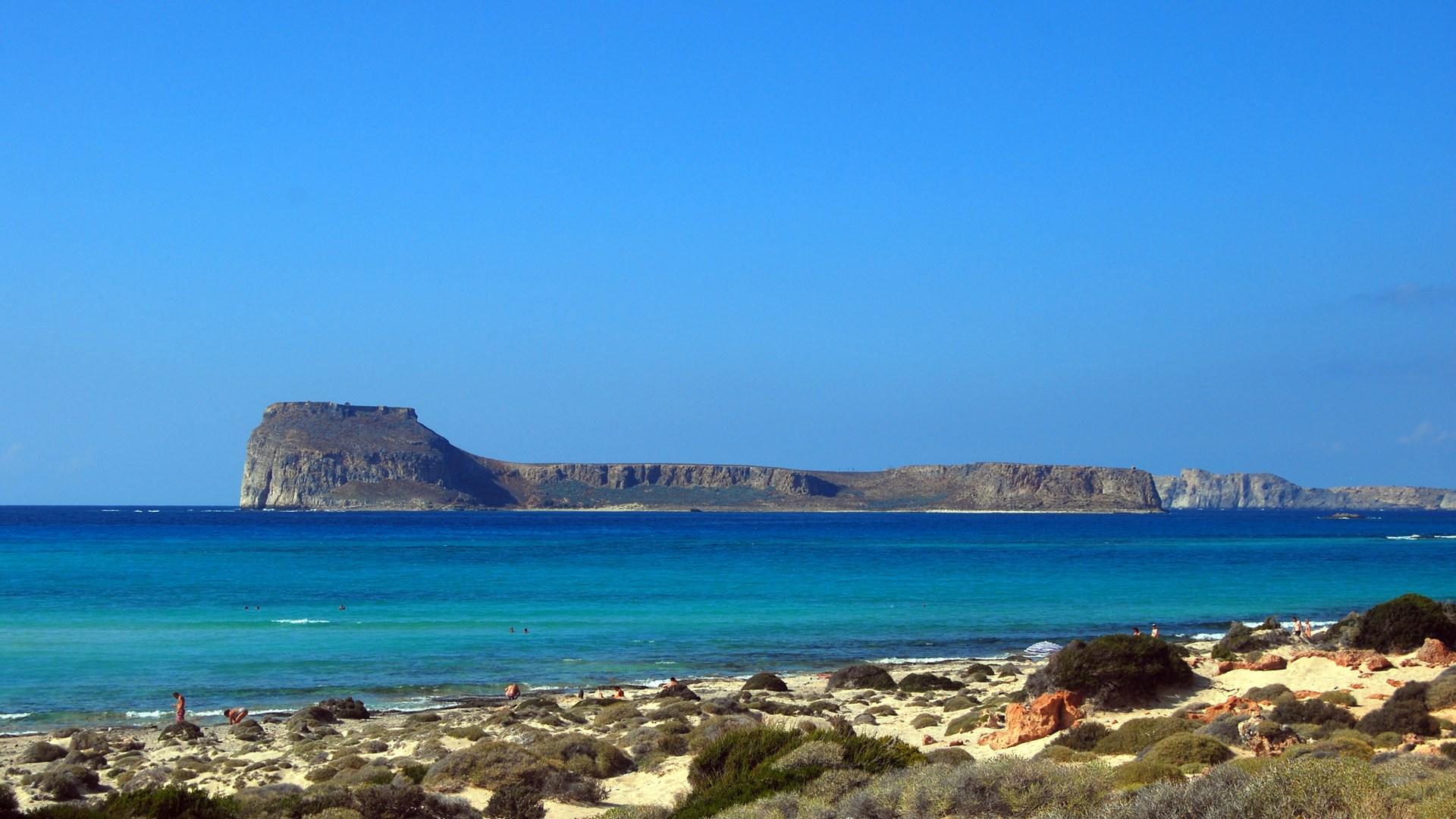 Imeri Gramvousa, Chania-Crete | 18 Sep 2014 | Alargo