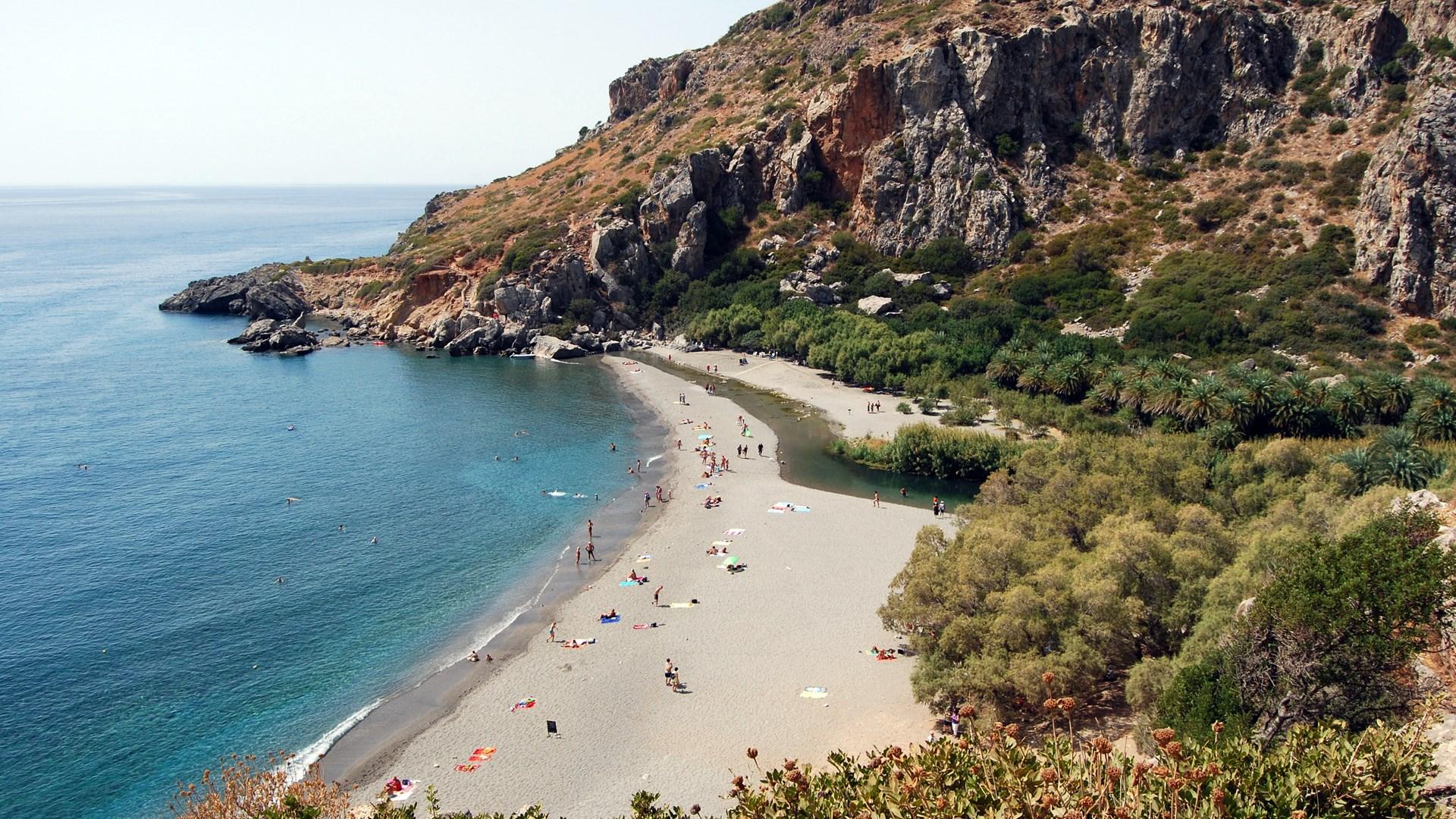 Preveli Beach, Rethymno-Crete | 22 Sep 2014  | Alargo