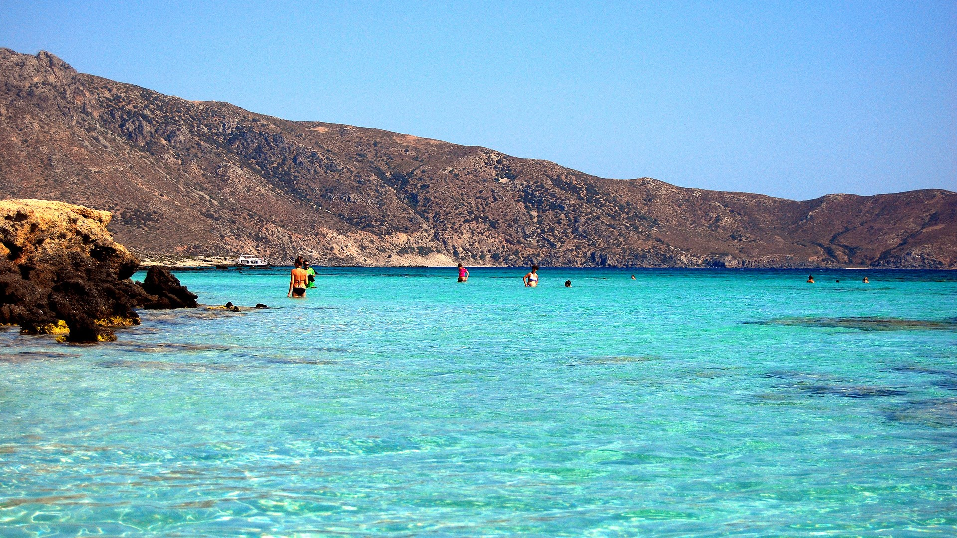 Elafonisi Beach, Chania-Crete | 23 Sep 2014 | Alargo