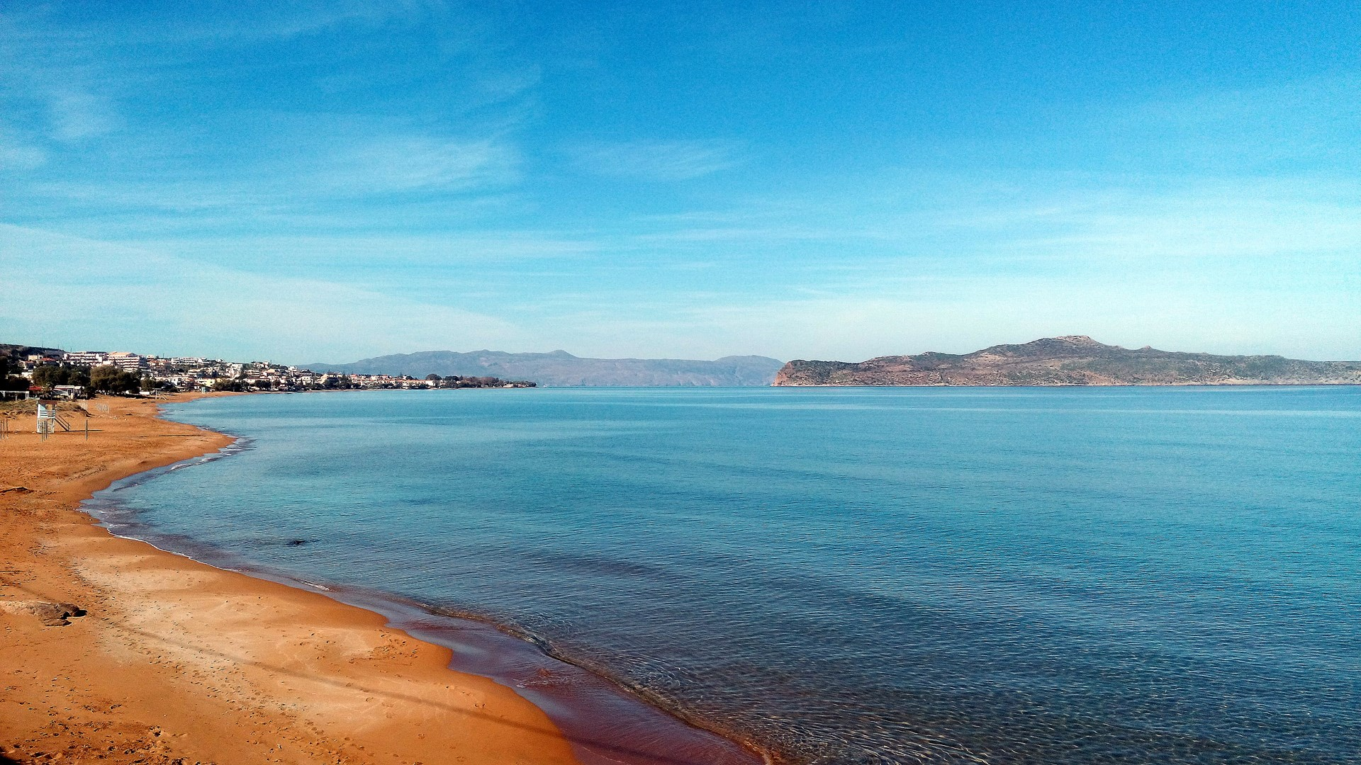 Stalos Beach, Chania - Crete   18 Nov 2014   Alargo
