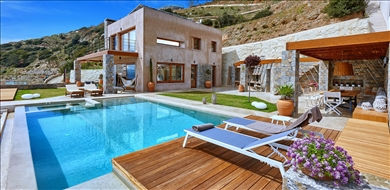 Early Booking Discount 10% for July - August 2018 - Villas with Pools in Crete, Corfu & Paros | Handpicked by Alargo