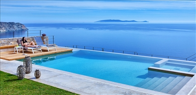 Early Booking Discount 20% for September - November 2018 - Villas with Pools in Crete, Corfu & Paros | Handpicked by Alargo