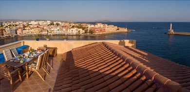 dorothys-dream-old-town-chania-crete-1 - Villas with Pools in Crete, Corfu & Paros | Handpicked by Alargo