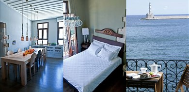 stella-suite-mama-nena-old-town-chania-crete-1 - Villas with Pools in Crete, Corfu & Paros | Handpicked by Alargo