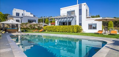 diana-villas-maleme-chania-crete-1 - Villas with Pools in Crete, Corfu & Paros | Handpicked by Alargo