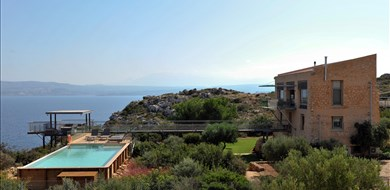olea-prime-loutraki-akrotiri-chania-1 - Villas with Pools in Crete, Corfu & Paros | Handpicked by Alargo