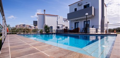 evelin-villa-stavros-akrotiri-chania-1 - Villas with Pools in Crete, Corfu & Paros | Handpicked by Alargo