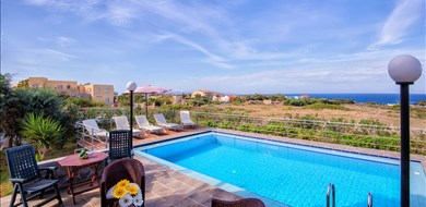 Argyri Villa - Villas with Pools in Crete, Corfu & Paros | Handpicked by Alargo
