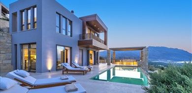 symphony-villa-agios-georgios-kissamos-chania-1 - Villas with Pools in Crete, Corfu & Paros | Handpicked by Alargo