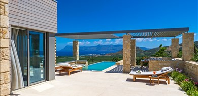 abyss-villa-agios-georgios-kissamos-chania-1 - Villas with Pools in Crete, Corfu & Paros | Handpicked by Alargo