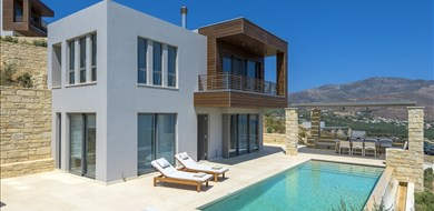 harmony-villa-agios-georgios-kissamos-chania-1 - Villas with Pools in Crete, Corfu & Paros | Handpicked by Alargo