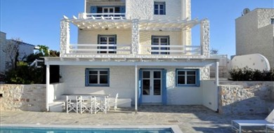 Executive Villa 1 - Villas with Pools in Crete, Corfu & Paros | Handpicked by Alargo