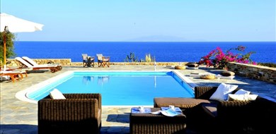 Bella Vista Villa  - Villas with Pools in Crete, Corfu & Paros | Handpicked by Alargo
