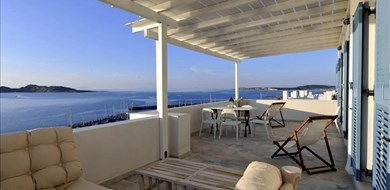 avra-apartment-naoussa-paros-cyclades-islands-1 - Villas with Pools in Crete, Corfu & Paros | Handpicked by Alargo
