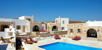 Kohili Villa - Villas with Pools in Crete, Corfu & Paros | Handpicked by Alargo