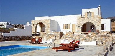 Votsalo Villa  - Villas with Pools in Crete, Corfu & Paros | Handpicked by Alargo