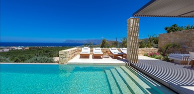 anassa-villa-agios-georgios-kissamos-chania-1 - Villas with Pools in Crete, Corfu & Paros | Handpicked by Alargo