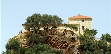 kourouni-villa-pano-stalos-chania-crete-1 - Villas with Pools in Crete, Corfu & Paros | Handpicked by Alargo