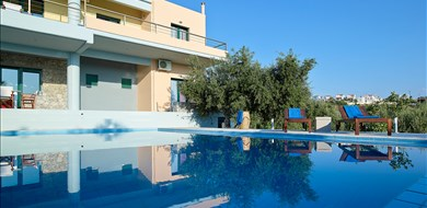 Fortino Deluxe Villa - Villas with Pools in Crete, Corfu & Paros | Handpicked by Alargo