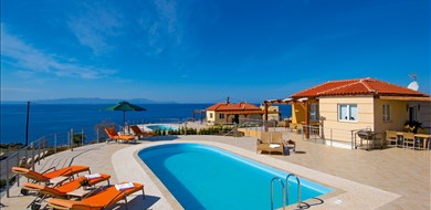Petros Villa  - Villas with Pools in Crete, Corfu & Paros | Handpicked by Alargo