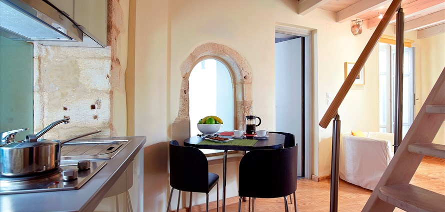 ariadne-room-old-town-chania-crete-1 - Villas with Pools in Crete, Corfu & Paros | Handpicked by Alargo