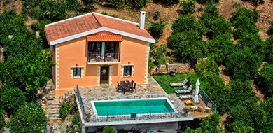 citrea-villa-fournes-chania-crete-1 - Villas with Pools in Crete, Corfu & Paros | Handpicked by Alargo