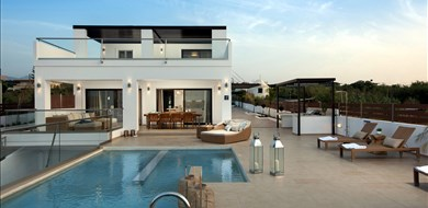 villa-hanna-marie-gerani-chania-crete-1 - Villas with Pools in Crete, Corfu & Paros | Handpicked by Alargo