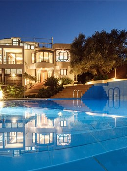 Joy Villa - Villas with Pools in Crete, Corfu & Paros | Handpicked by Alargo