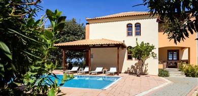 Aphrodite Villa  - Villas with Pools in Crete, Corfu & Paros | Handpicked by Alargo