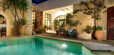swimming-pool-09 - Villas with Pools in Crete, Corfu & Paros | Handpicked by Alargo