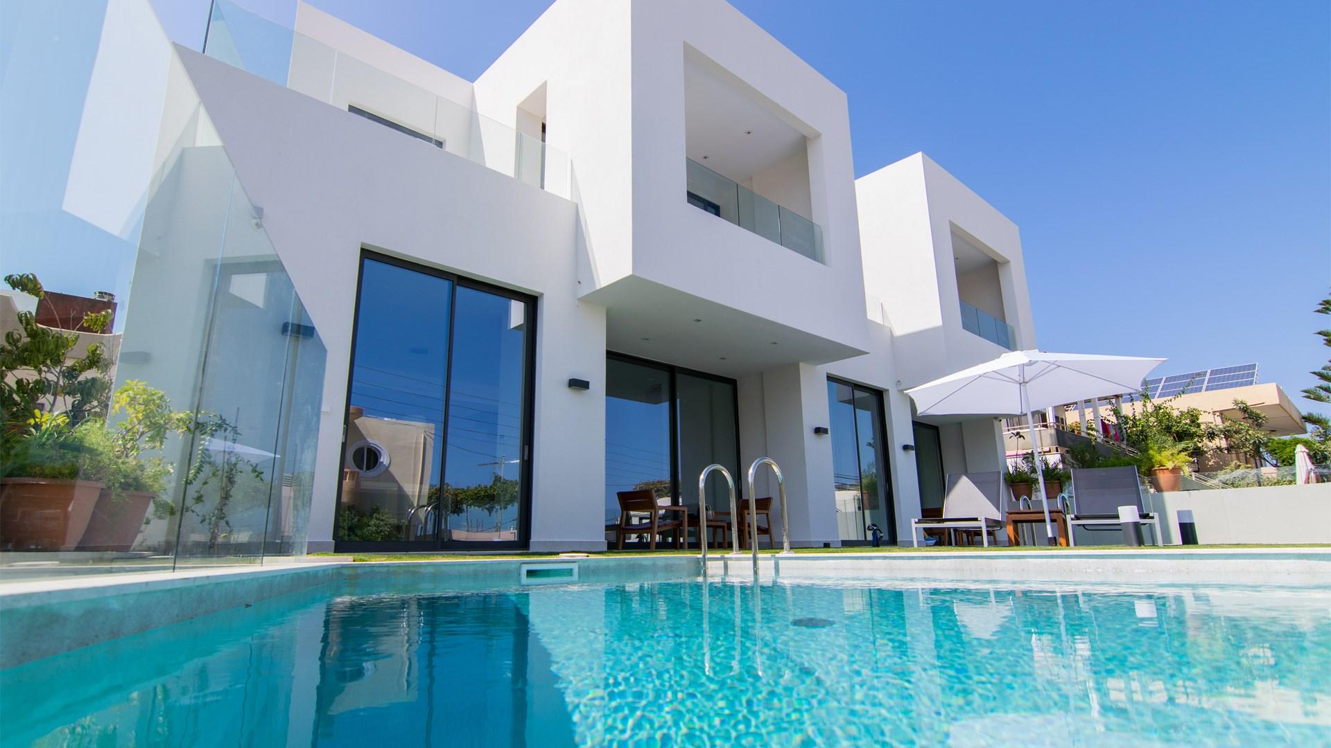 sandk villas kalamaki beach chania crete greece. Black Bedroom Furniture Sets. Home Design Ideas