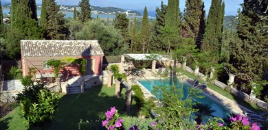 castania-villa-kastania-corfu-ionian-islands-1 - Villas with Pools in Crete, Corfu & Paros | Handpicked by Alargo