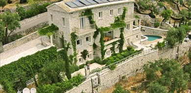 Apolisies I - Villas with Pools in Crete, Corfu & Paros | Handpicked by Alargo