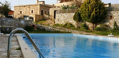 Filitsa Villa - Villas with Pools in Crete, Corfu & Paros | Handpicked by Alargo