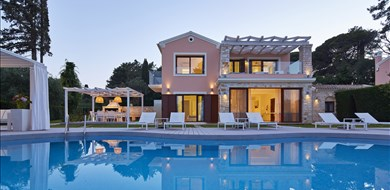 sissy-villa-dassia-corfu-ionian-islands-1 - Villas with Pools in Crete, Corfu & Paros | Handpicked by Alargo