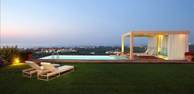 Filira Villa - Villas with Pools in Crete, Corfu & Paros | Handpicked by Alargo