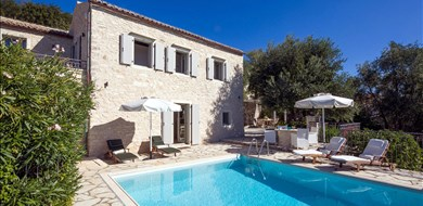 Neraida Villa - Villas with Pools in Crete, Corfu & Paros | Handpicked by Alargo